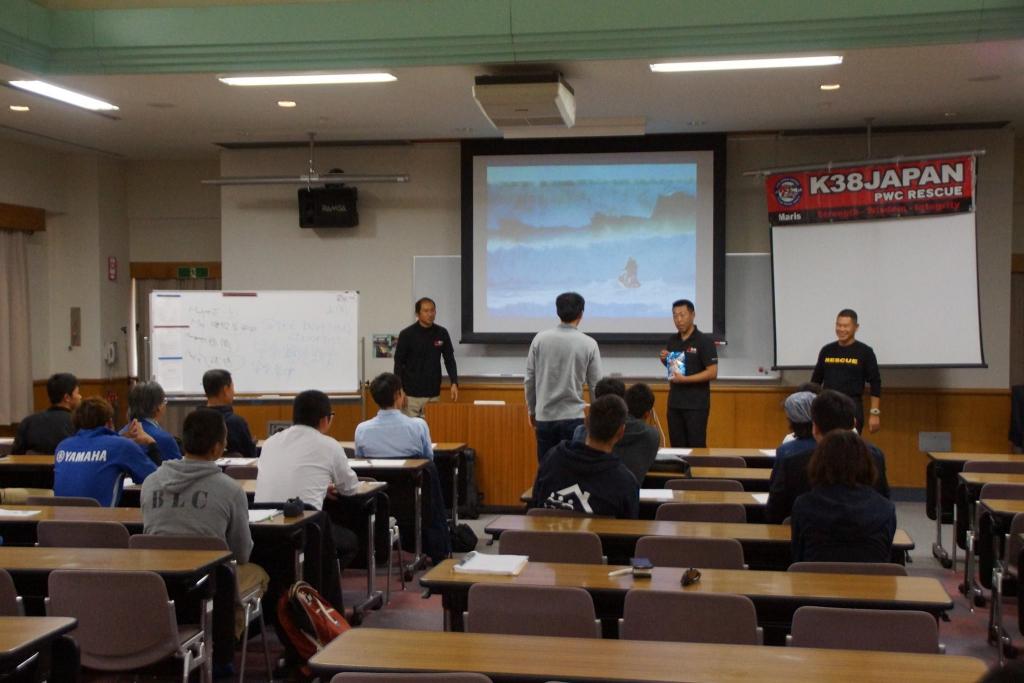 K38JAPAN ビジターズコース in 静岡2