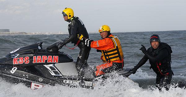 次の記事: K38JAPAN RWC 救助技術検