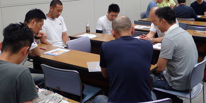 公的機関におけるボート安全運航講習会 in 北海道