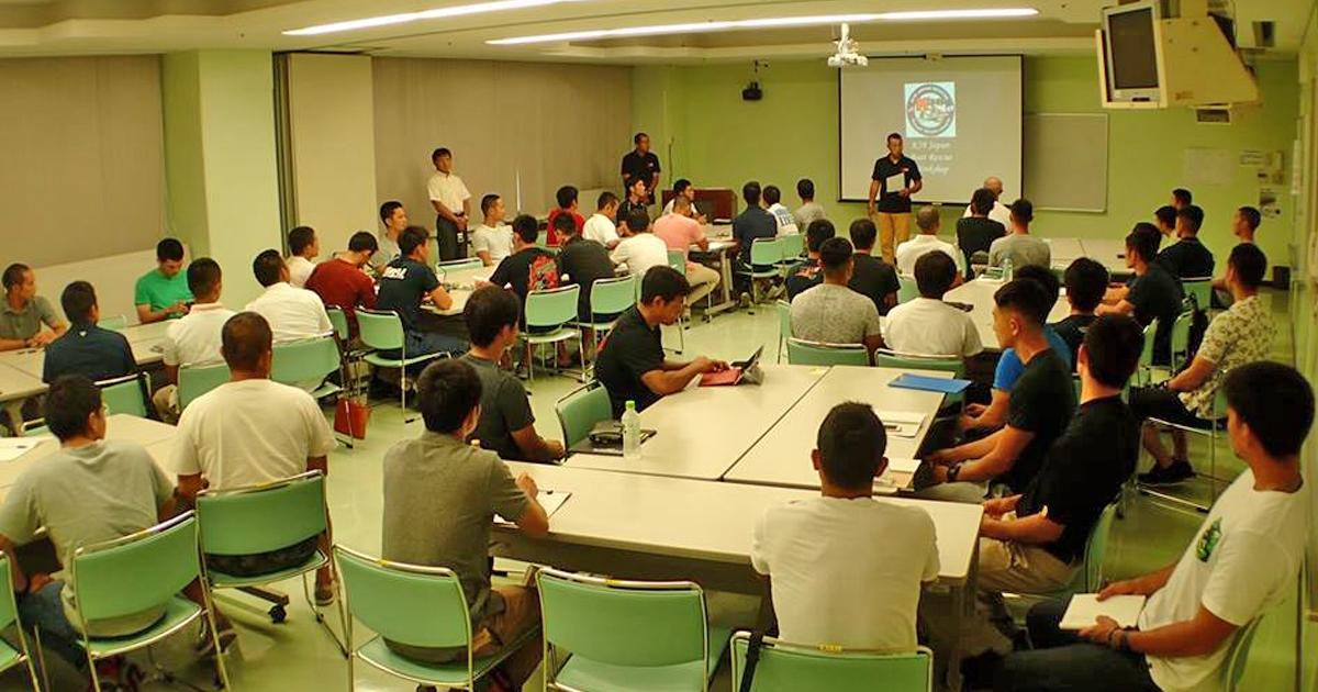 9月5日(月)沖縄県北谷町にて「公的機関におけるボート安全運航講習会(アウェアネスレベル)」