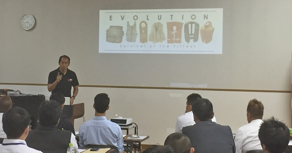 10月17日(月)神奈川県茅ケ崎市にて「公的機関におけるボート安全運航講習会(アウェアネスレベル)」を実施しました。