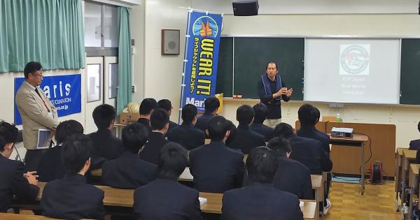 次の記事: 水上安全講習授業 in 新潟県立海洋