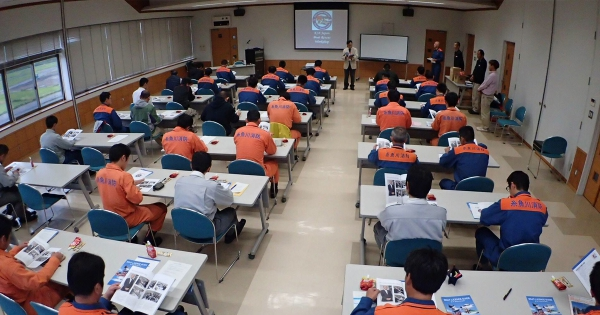 前の記事: 公的機関におけるボート安全運航講習会