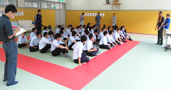 前の記事: 新潟県立海洋高校にて、安全運航•水上